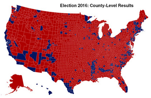Electoral MapSmaller